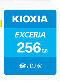 EXCERIA PLUS SD Memory Card