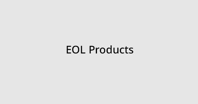 EOL Products